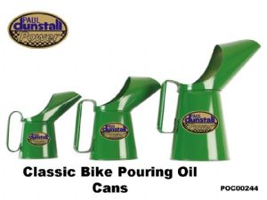 Dunstall Classic Bike Oil Cans Set PC00244